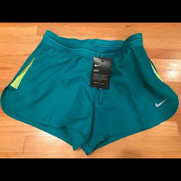b3b8f99dc5 Women's Nike Dri - fit run fast running shorts NWT